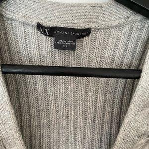 Armani exchange sweater vest